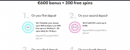 dunder casino welcome bonus