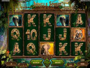 Jungle Spirit Call of the Wild